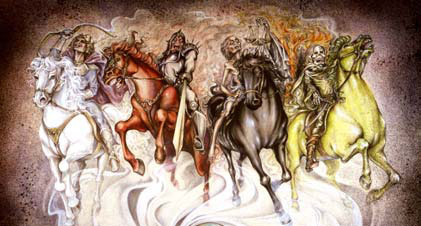 the four riders